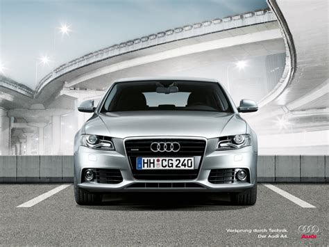 Audi A4 Wallpaper by Wallpapers Audi A4
