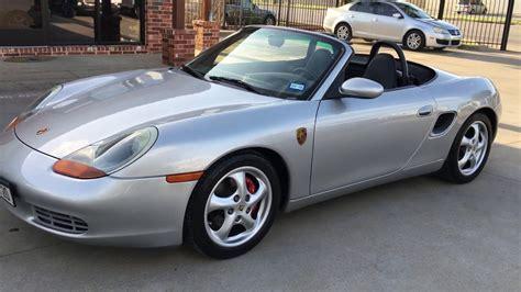 1999 Porsche Boxster For Sale Dallas Tx $9800