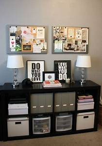 25 best ideas about home office organization on pinterest With small home office organization ideas