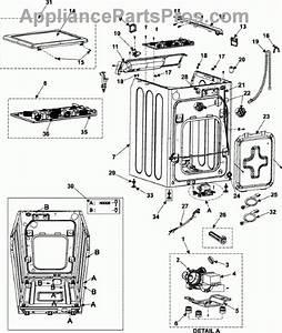 Samsung Dc31-00054a Drain Pump