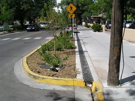 Curb Extensions  National Association Of City