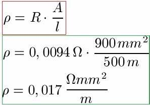 Led Widerstand Berechnen Formel : spezifischer widerstand ~ Themetempest.com Abrechnung