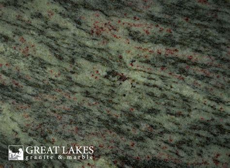 Tropical Green Granite   Great Lakes Granite & Marble