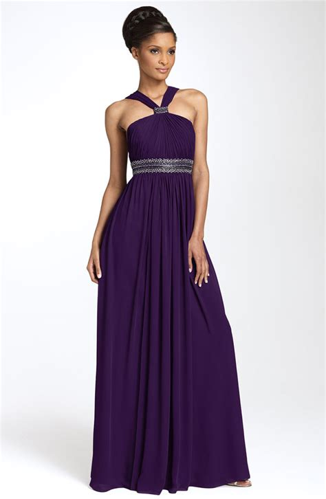 blue and purple wedding dress bridesmaid dresses uk 2014 with sleeves purple blue