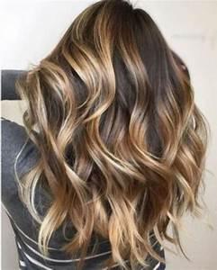 Balayage Naturel Effet Soleil Sur Brune : 31 best balayage hair color ideas with blonde brown and ~ Farleysfitness.com Idées de Décoration