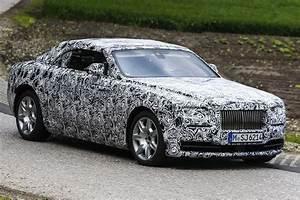 Rolls Royce Wraith : rolls royce wraith drophead coupe spied 6speedonline ~ Maxctalentgroup.com Avis de Voitures