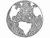 Coloring Earth Globe Zentangle Worksheet Teacherspayteachers Snow Pixel Teachers Tpt Pamela Kennedy Teaching Resources sketch template