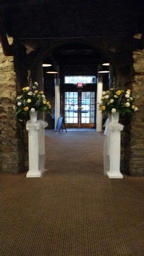 Wedding flowers at Julian Smith casinos in augusta ga ...