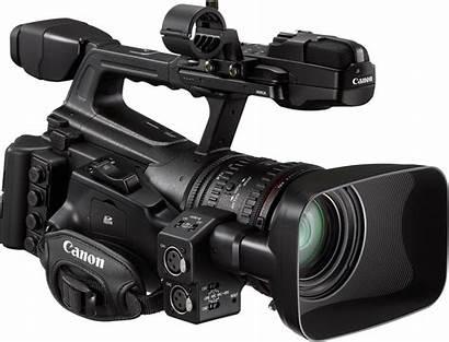 Camera Canon Transparent Digital Background Professional Xf305