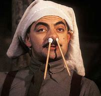 Image result for wibble blackadder