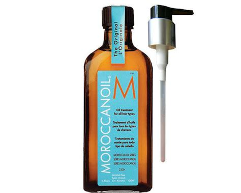 Moroccan Oil Hair Treatment 100ml , All Hair Types With