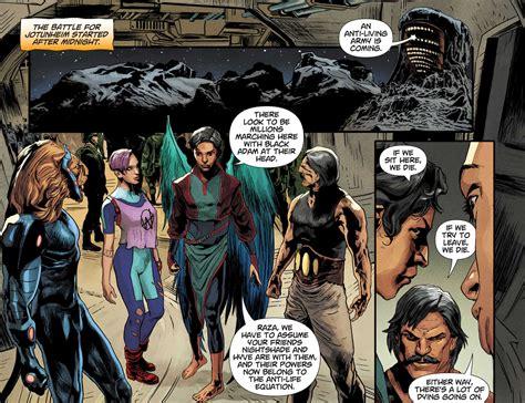 21+ khusus dewasa di dalam cerita ini banyak mengandung unsur dewasa. Preview DCeased: Hope at World's End Chapter Six — Major Spoilers — Comic Book Previews