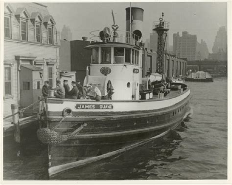 Nyc Fireboat Firefighter by Boats Page
