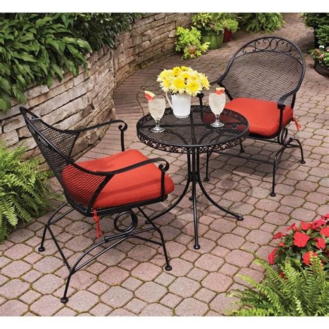 Inexpensive Patio Dining Sets by Better Homes And Gardens Clayton Court Motion Outdoor