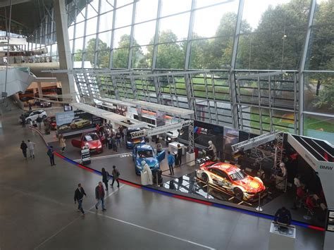 Bmw Welt, Museum, And Factory Tour In