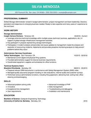 Chronological Resume By Hloom by 2019 S Best Resume Exles For Every Industry Hloom
