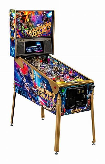 Galaxy Guardians Pinball Stern Bows Arcade Latest