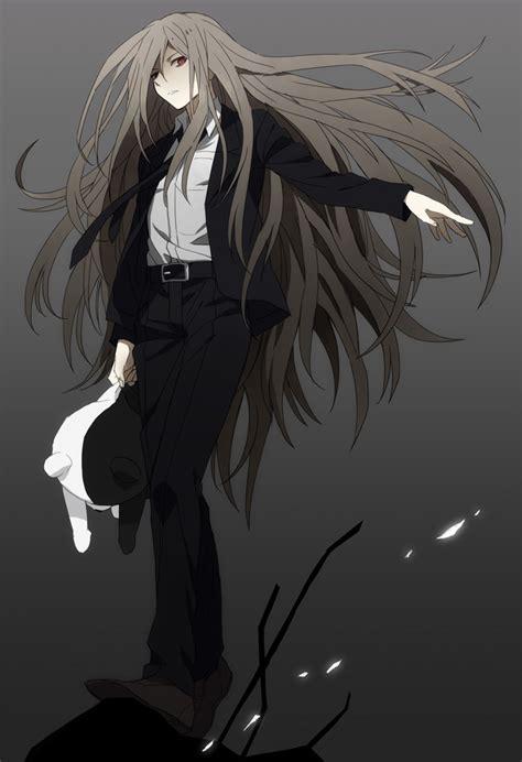 kamukura izuru fanart zerochan anime image board