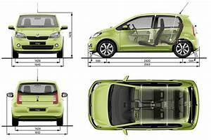 Dimension Volkswagen Up : skoda citigo 5 puertas peque o gran urbanita ~ Medecine-chirurgie-esthetiques.com Avis de Voitures