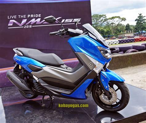 Nmax 2018 Warna Biru by Yamaha Nmax 2018 Biru Kobayogas Your Automotive
