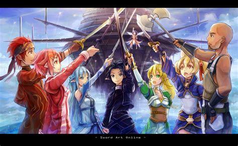 Anime Wallpaper Sao - sao sword wallpapers otaku brings us together