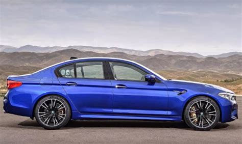 2018 Bmw M5 Photos Leaked Dpccars