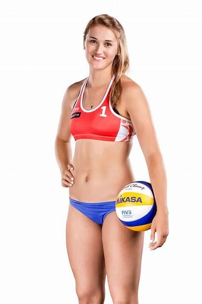Pischke Taylor Volleyball Beach Height Players Imgur