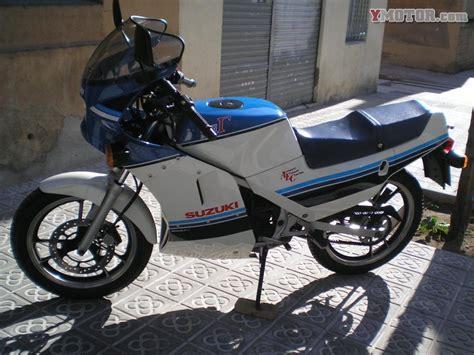 Suzuki Gamma by 1986 Suzuki Rg125 Gamma Moto Zombdrive