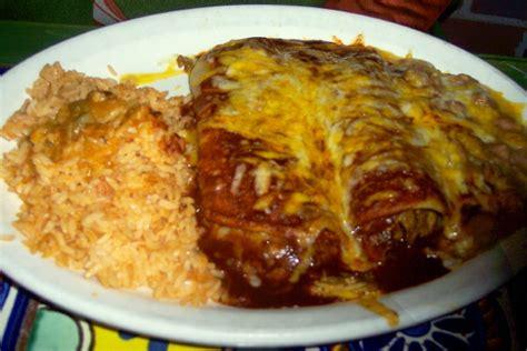 cuisine by region photo enchiladas from la siesta winthrop ma boston 39 s