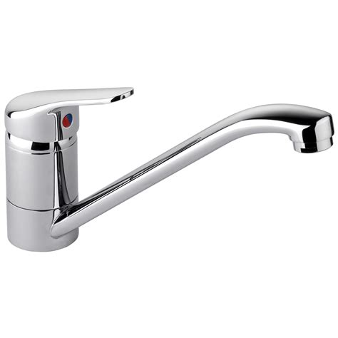 tap taps mixer sink kitchen rangemaster chrome aquaflow lever single types sinks leisure taf1 cartridge swirl buildbase bathroom parts artflyz