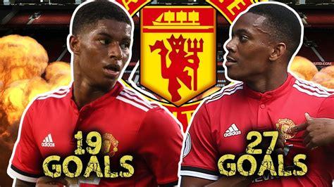 Martial Should Start Ahead Of Rashford For Manchester ...