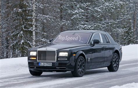 3 Things To Look Out For In The 2017 Rolls-royce Suv