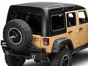 How To Install Smittybilt Safari Hard Top On Your Wrangler