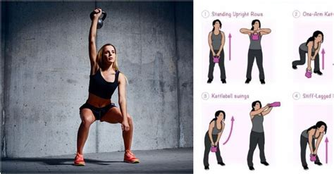 kettlebell exercises gymguider swings