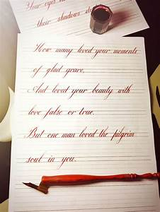 243 best copperplate calligraphy images on pinterest With copperplate calligraphy wedding invitations
