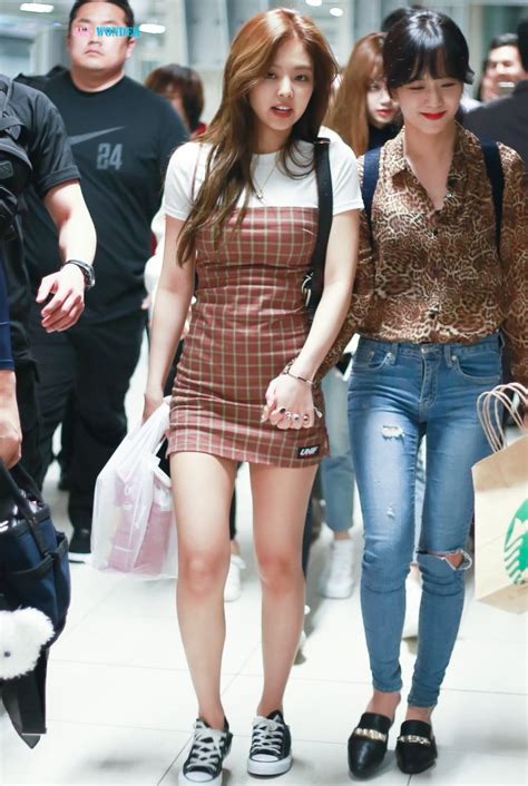Fans worried because BLACKPINK Jennie looks extremely thin ...