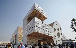 Amazing examples of typography in architecture - DesignCurial