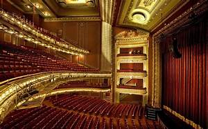 chicago theater balcony seating chart