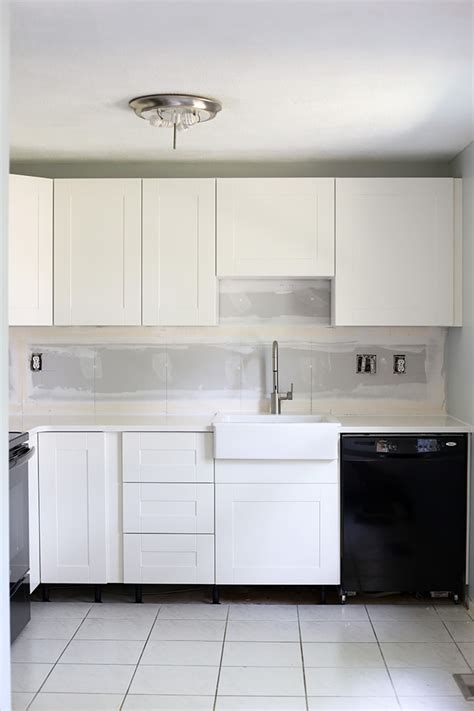 Ikea Kitchen Cabinets Upgrade by How To Design And Install Ikea Sektion Kitchen Cabinets