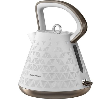 Morphy Richards Wasserkocher by Buy Morphy Richards 108102 Prism Kettle White Free
