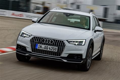 Audi A4 Allroad 20 Tfsi Quattro (2016) Review By Car Magazine