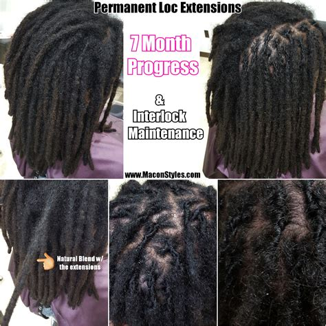 interlocking  palm rolling  loc roots macon styles