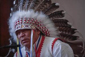 Northern Cheyenne Indian Chief And Oglala Sioux Wife Testify In Support Of Horse Carriage