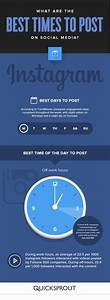 What's the Best Time to Post on Instagram? Infographic
