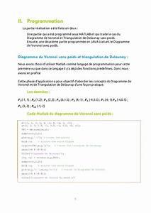 La Tesselation De Vorono U00cf   Diagramme De Vorono U00ef  U00e0 Germes