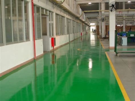 Epoxy Floor Coating :( Self Leveling Glossy ) SLG Epoxy