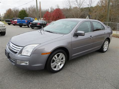 Ford Fusion Horsepower by 2007 Ford Fusion V6 Horsepower