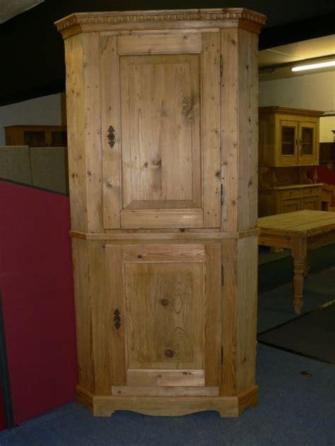Pine Corner Cupboards by Large Antique Pine Corner Cupboard 257014