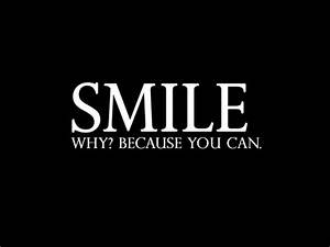 smile quotes tumblr for teenage girls and sayings about smile because i love you quotes quotesgram