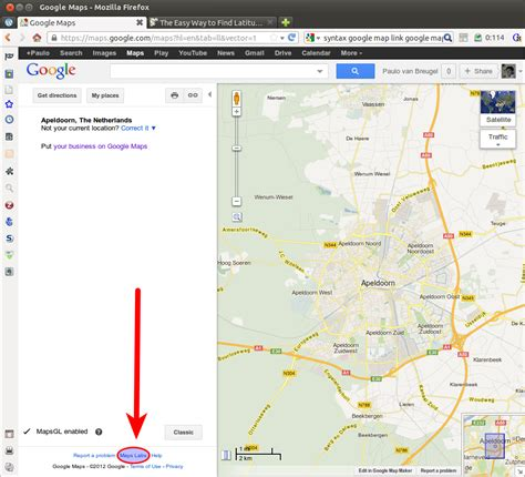 New Google Maps Distance Measurement Tool  Google Product